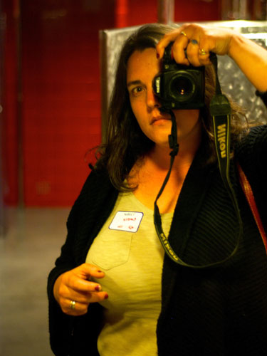 Self Portrait in Los Angeles, California, September 2010